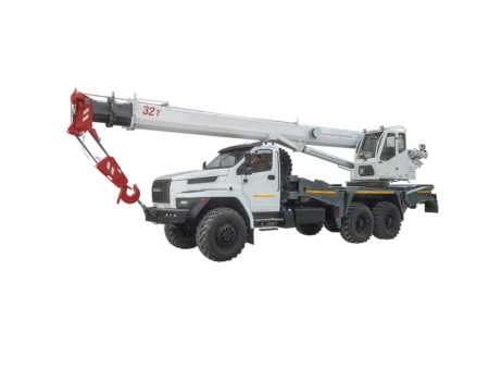 Купить Автокран УРАЛ-NEXT КС-55733 и другую дорожную технику по низкой цене в ООО «Дортехника».