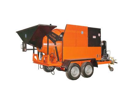 Купить Рециклер асфальтобетона для ремонта дорог в ООО Дортехника.