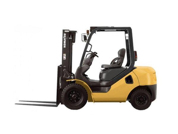 Купить Дизельный погрузчик KOMATSU FD10T-21 и другую дорожную технику по низкой цене в ООО «Дортехника».