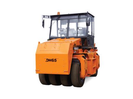 Купить Каток пневмоколесный DM-65 и другую дорожную технику по низкой цене в ООО «Дортехника».