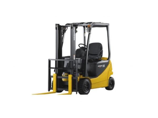 Купить Электропогрузчик KOMATSU FB15-12 и другую дорожную технику по низкой цене в ООО «Дортехника».
