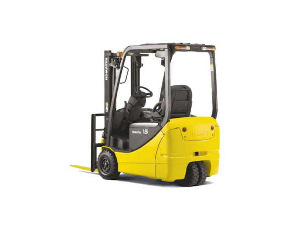 Купить Электропогрузчик KOMATSU FB15M-12 и другую дорожную технику по низкой цене в ООО «Дортехника».