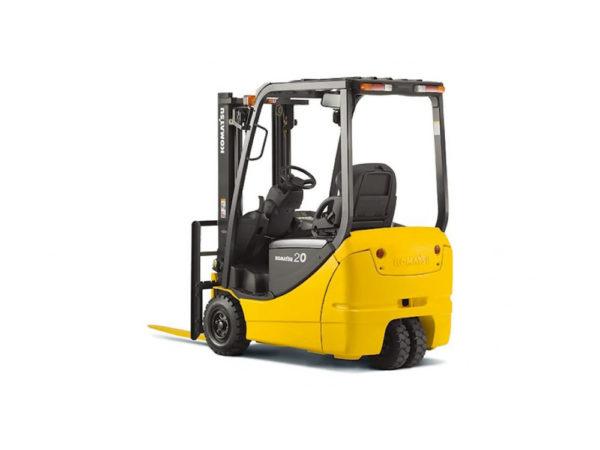 Купить Электропогрузчик KOMATSU FB20M-12 и другую дорожную технику по низкой цене в ООО «Дортехника».