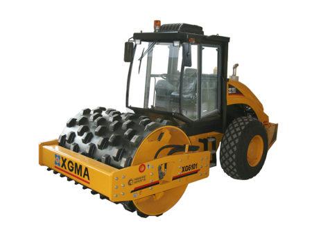 Купить Каток грунтовый XG6101 и другую дорожную технику по низкой цене в ООО «Дортехника».