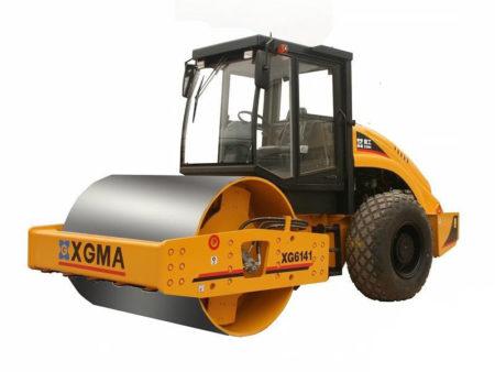 Купить Каток грунтовый XG6141 и другую дорожную технику по низкой цене в ООО «Дортехника».
