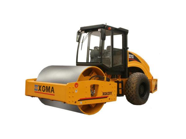 Купить Каток грунтовый XG6201 и другую дорожную технику по низкой цене в ООО «Дортехника».