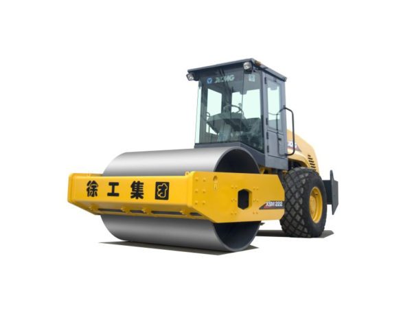 Купить Каток грунтовый XS222E и другую дорожную технику по низкой цене в ООО «Дортехника».