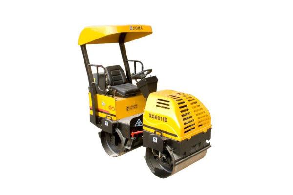 Купить Каток тротуарный XG6011D и другую дорожную технику по низкой цене в ООО «Дортехника».