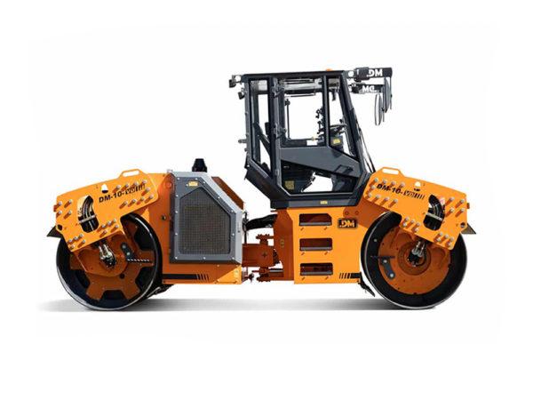 Купить Каток вальцовый DM-10-VD и другую дорожную технику по низкой цене в ООО «Дортехника».