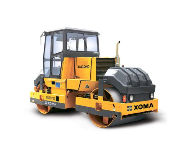 Купить Каток вальцовый XG6071D и другую дорожную технику по низкой цене в ООО «Дортехника».