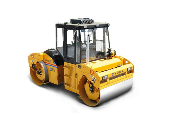 Купить Каток вальцовый XG6131D и другую дорожную технику по низкой цене в ООО «Дортехника».