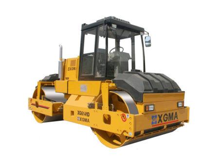 Купить Каток вальцовый XG6141D и другую дорожную технику по низкой цене в ООО «Дортехника».