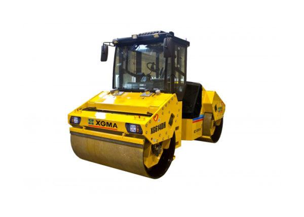 Купить Каток вальцовый XG614DH и другую дорожную технику по низкой цене в ООО «Дортехника».