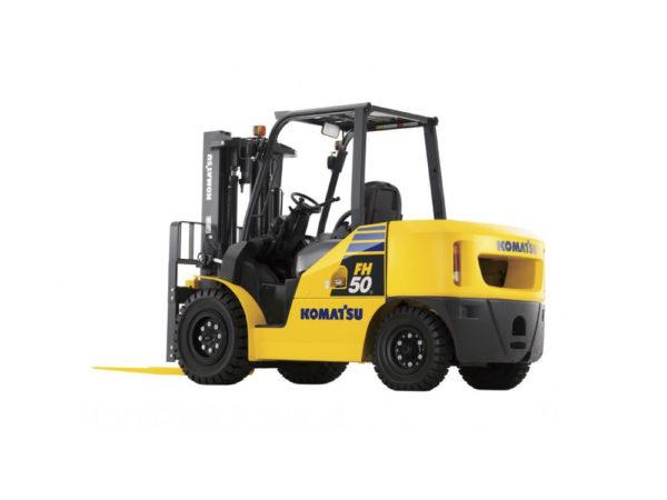 Купить Дизельный погрузчик KOMATSU FH50-1 и другую дорожную технику по низкой цене в ООО «Дортехника».