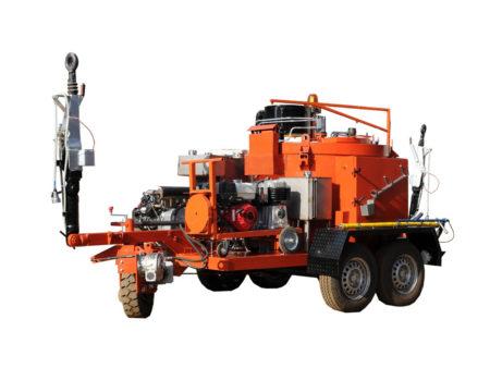 Купить Заливщик швов ( битумозаливщик) и другую дорожную технику по низкой цене в ООО «Дортехника».