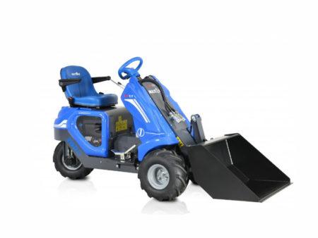 Купить Мини погрузчик MULTIONE серия 1 и другую дорожную технику по низкой цене в ООО «Дортехника».