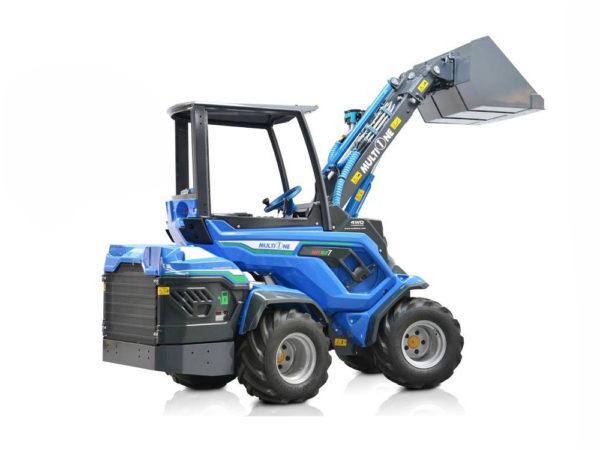 Купить Мини погрузчик MULTIONE серия EZ7 (электрический) и другую дорожную технику по низкой цене в ООО «Дортехника».