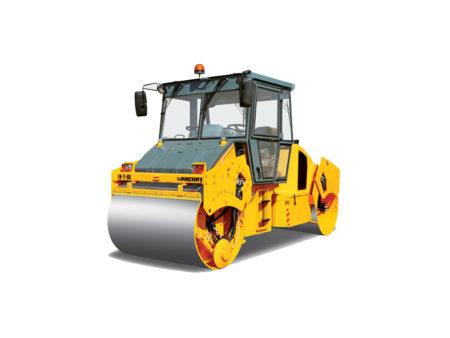 Купить Каток вальцовый RV-9,0 DD и другую дорожную технику по низкой цене в ООО «Дортехника».