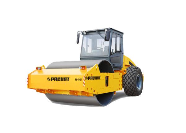 Купить Каток грунтовый RV-19 DT и другую дорожную технику по низкой цене в ООО «Дортехника».