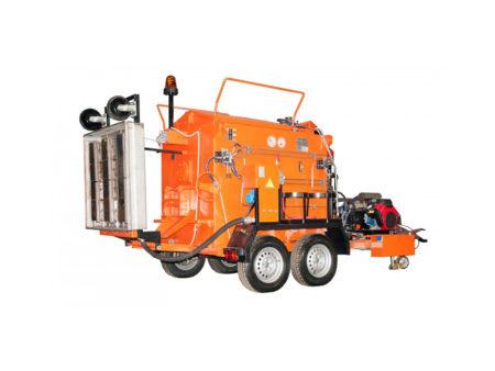 Купить Установка для ямочного ремонта для ремонта дорог в ООО Дортехника.