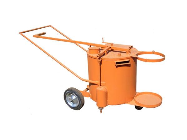Купить Заливщик швов ручной ЗШ-3 и другую дорожную технику по низкой цене в ООО «Дортехника».