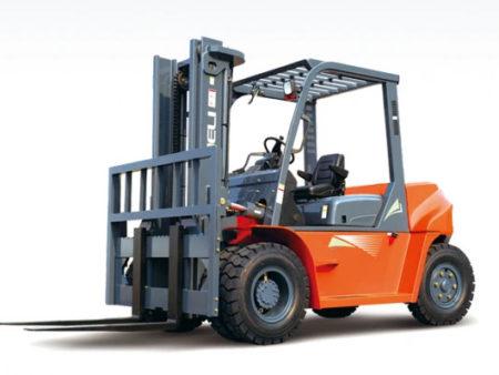Купить Дизельный погрузчик HELI CPCD50G и другую дорожную технику по низкой цене в ООО «Дортехника».