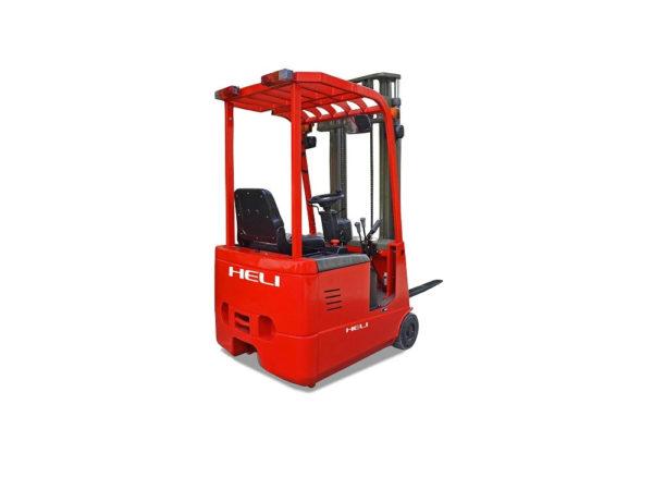 Купить Мини электропогрузчик HELI CPD15M и другую дорожную технику по низкой цене в ООО «Дортехника».