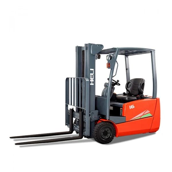 Купить Электропогрузчик HELI EFG216KN и другую дорожную технику по низкой цене в ООО «Дортехника».