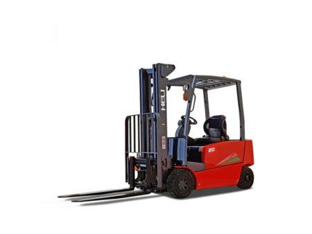 Купить Электропогрузчик HELI EFG320N и другую дорожную технику по низкой цене в ООО «Дортехника».