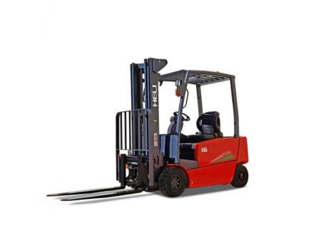 Купить Электропогрузчик HELI EFG316N и другую дорожную технику по низкой цене в ООО «Дортехника».